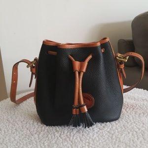 Dooney & Bourke vintage bucket bag